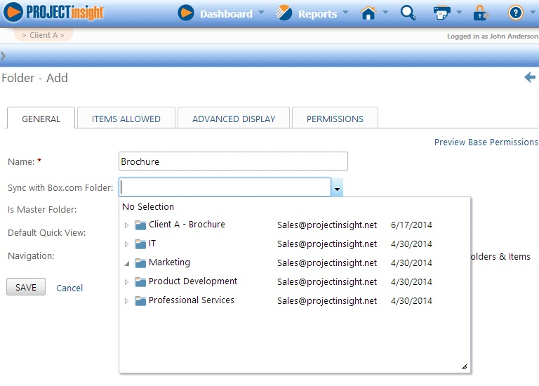 Enhances online document sharing through box integration for Sharing documents in box