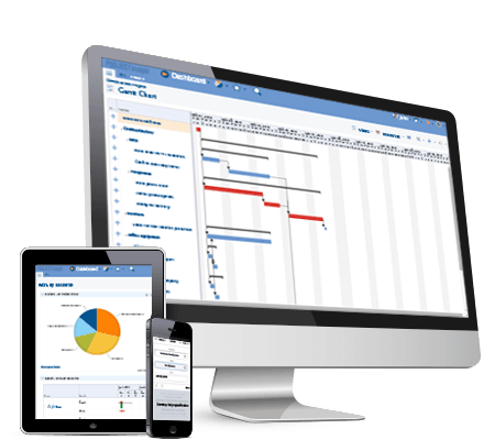 Project Insight - Project Management Software Devices